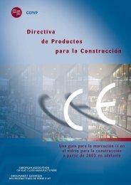 Directiva de Productos para la Construcción - Glass for Europe