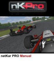 netKar PRO Manual - SimRacing.sk