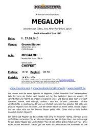 MEGALOH - Krasscore