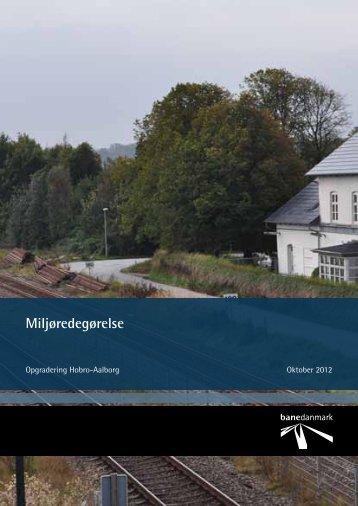 Opgradering Hobro-Aalborg - Banedanmark