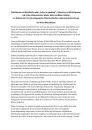 Moorspaziergang - Lateinamerikaforschung Austria