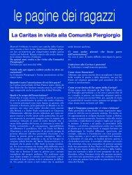 Oltre 19 giugno 2013.pub - Comunità Piergiorgio