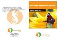 HARJULAN KANSALAISTOIMINTA Kesäkuu - Elokuu 2012