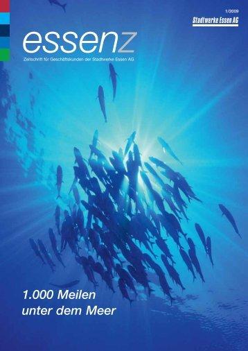 1.000 Meilen unter dem Meer - Stadtwerke Essen AG