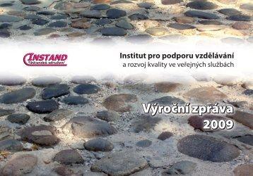 Výroční zpráva 2009 - Instand