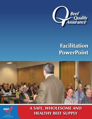 Facilitation PowerPoint