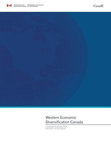 PDF version of 2010-2011 Corporate Business Plan
