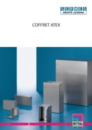 COFFRET ATEX - SERMES