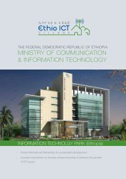 INNOVATION AFRICA DIGITAL SUMMIT: Addis Ababa - ICTET