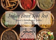 Fine indian cuisine. - Khan's