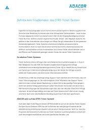 Vorlage Artikel - ADACOR Hosting GmbH