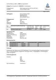 GUTACHTEN zur ABE Nr. 47992 nach §22 StVZO Anlage 8 zum ...
