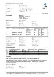 TEILEGUTACHTEN nach §19(3) StVZO Nummer 07-0088-A00-V01 ...