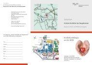 Symposium Kinderkardiologie an der MHH