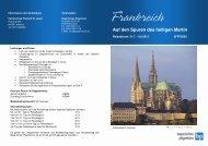 Frankreichfahrt - Katholische Pfarrei St. Jodok Landshut