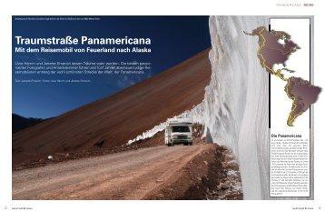 Musterseite FH - Panamericana Tour