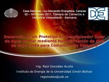 Diapositiva 1 - AHK Venezuela