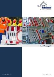 LB TEC Schilderregale - ELBETEC GmbH & Co. KG