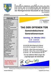 Neustadtl an der Donau: Aktuelles