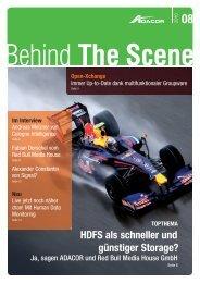 HDFS als schneller und günstiger Storage? - ADACOR Hosting GmbH