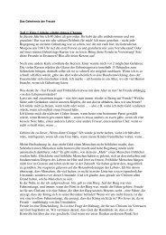2005-09-18 Das Geheimnis der Freude - FeG Wienhausen