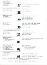 8.00 Uhr HI. Messe f. + Msgr. Hubert Luxbacher u. + ...