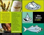 Carte accords mets-vins (PDF) - Vins d'Alsace