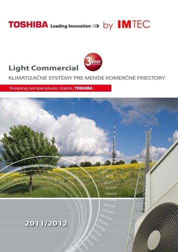 Light Commercial - Imtec