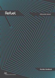 Refuel CPD Provider Handbook - Australian Institute of Architects
