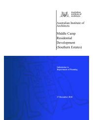 Middle Camp Residential Development (Southern Estates)