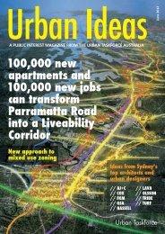 100,000 new apartments and 100,000 new jobs ... - Urban Taskforce