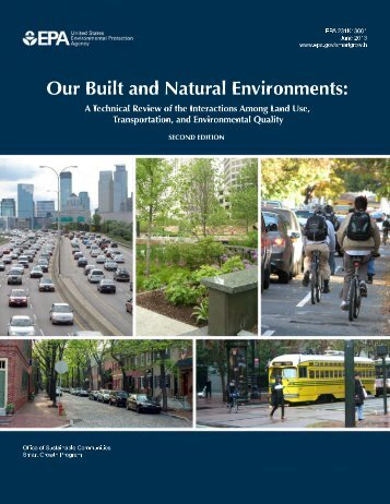 Our Built and Natural Environments - US Environmental Protection ...