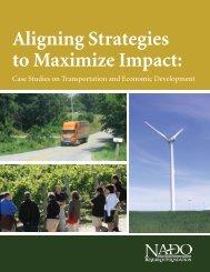 Aligning Strategies to Maximize Impact: Case Studies on - NADO.org