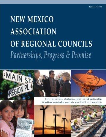 New Mexico Association of Regional Councils - NADO.org