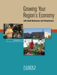 Growing Your Region's Economy with Small Businesses and - NIST