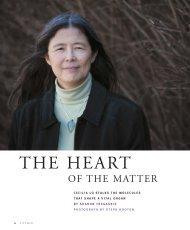 THE HEART - Pitt Med - University of Pittsburgh
