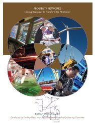 RegionalDevelopmentStrategy_Executive Summary - Governor's ...