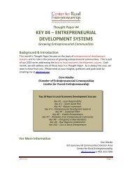 Entrepreneurial Development Systems - NADO.org
