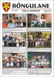 Juuni 2007 - Rõngu Vald