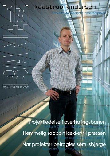 Projektledelse i overhalingsbanen Hemmelig rapport lækket til ...
