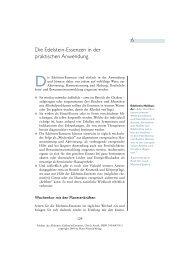 Die Edelstein-Essenzen in der praktischen Anwendung - alchemie.de