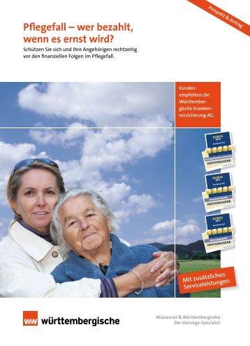 Pflegefall – wer bezahlt, wenn es ernst wird? - Pflege Test.de
