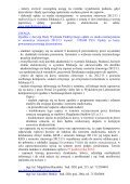 STUDENCI STUDIÓW NIESTACJONARNYCH I stopnia Warunki ... - Page 3