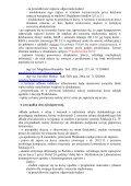 STUDENCI STUDIÓW NIESTACJONARNYCH I stopnia Warunki ... - Page 5
