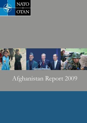 Afghanistan Report 2009 - Isaf - Nato