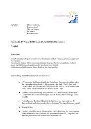 Protokoll Kreistag 27.04.12 - Kreis Rottal