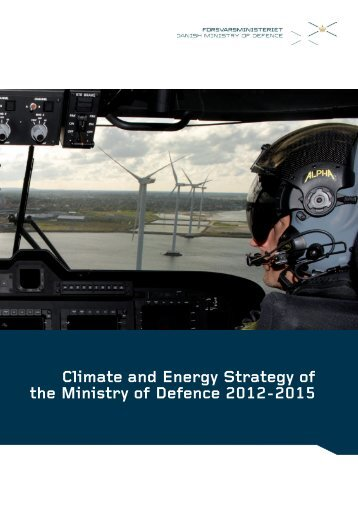 Climate and Energy Strategy of the Ministry of Defence 2012-2015
