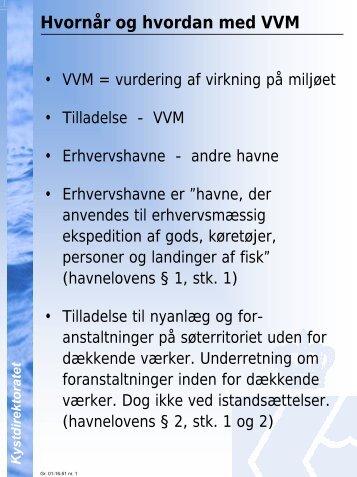 Kystdirektoratet - Danske Havne