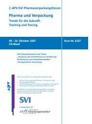 Pharma und Verpackung - Chemie.at