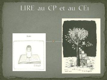 LIRE au CP et au CE1